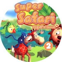 Super Safari British 2 Class Audio CD