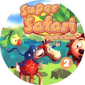 Super Safari British 2 Class Audio CD
