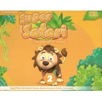 Super Safari British 2 Teacher's Book