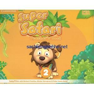 Super Safari British 2 Teacher's Book