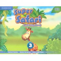 Super Safari British 3 Activity Book