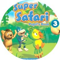 Super Safari British 3 Class Audio CD 2