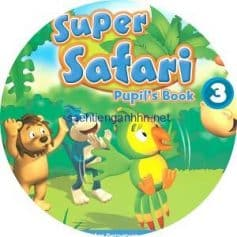 Super Safari British 3 Class Audio CD 1