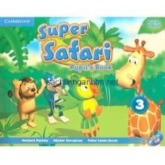 Super Safari British 3 Pupil's Book