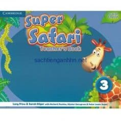 Super Safari British 3 Teacher's Book