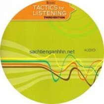 Tactics for Listening 3rd Edition Basic Class Audio CD 3
