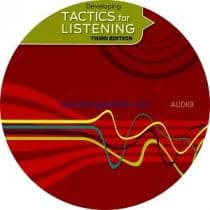 Tactics for Listening 3rd Edition Developing Class Audio CD 4