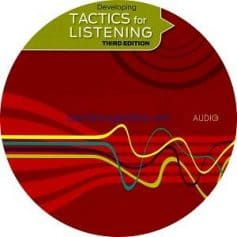 Tactics for Listening 3rd Edition Developing Class Audio CD 3
