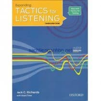 Tactics For Listening 3rd Expanding Student Book
