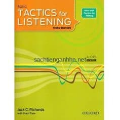Tactics for Listening 3rd Edition Basic