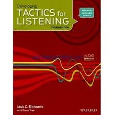Tactics For Listening 3rd Developing Student Book