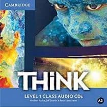 Think 1 A2 Class Audio CD 2