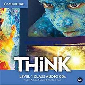Think 1 A2 Class Audio CD