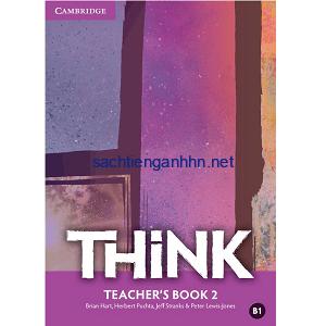 Think 2 B1 Teacher's Book