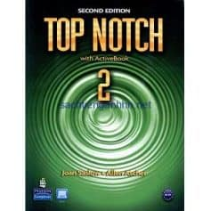 Top Notch 2nd Edition 2 Student Book
