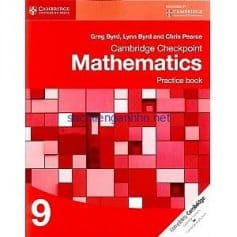 Cambridge Checkpoint Mathematics 9 Practice Book