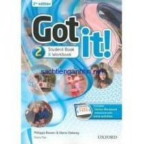 Got It! 2nd Edition 2 Student Book – Workbook