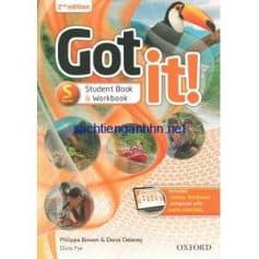 Got It! 2nd Edition Starter Student Book - Workbook