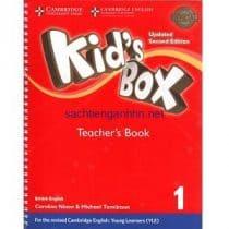 Kid's Box Updated 2nd Edition 1 Teacher's Book