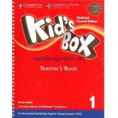 Kid's Box Updated 2nd Edition 1 Teacher's Book