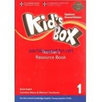 Kid's Box Updated 2nd Edition 1 Teacher's Resource Book