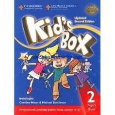 Kid's Box Updated 2nd Edition 2 Pupil's Book