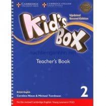 Kid's Box Updated 2nd Edition 2 Teacher's Book