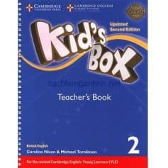 Kid's Box Updated 2nd Edition 2 Teacher's Book