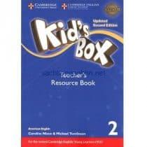 Kid's Box Updated 2nd Edition 2 Teacher's Resource Book