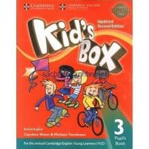 Kid's Box Updated 2nd Edition 3 Pupil's Book