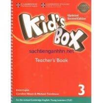 Kid's Box Updated 2nd Edition 3 Teacher's Book