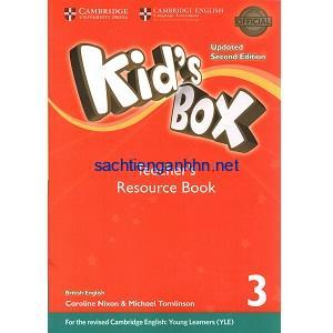 Kid's Box Updated 2nd Edition 3 Teacher's Resource Book