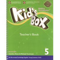 Kid's Box Updated 2nd Edition 5 Teacher's Book