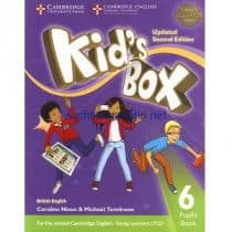 Kid's Box Updated 2nd Edition 6 Pupil's Book