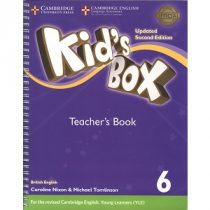 Kid's Box Updated 2nd Edition 6 Teacher's Book