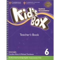 Kid's Box Updated 2nd Edition 6 Teacher's Book