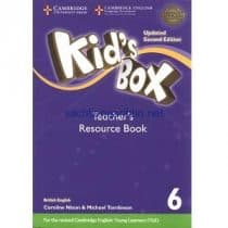 Kid's Box Updated 2nd Edition 6 Teacher's Resource Book