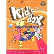 Kid's Box Updated 2nd Edition Starter Class Book