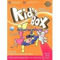 Kid's Box Updated 2nd Edition Starter Class Book
