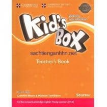 Kid's Box Updated 2nd Edition Starter Teacher's Book