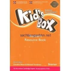 Kid's Box Updated 2nd Edition Starter Teacher's Resource Book