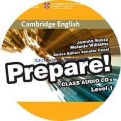 Prepare! 1 Class Audio CD 2