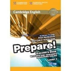 Prepare! 1 Teacher's Book pdf ebook download