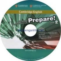 Prepare! 2 Workbook Audio CD