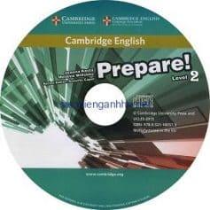 Prepare! 2 Workbook Audio CD