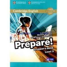 Prepare! 2 Student's Book pdf ebook download