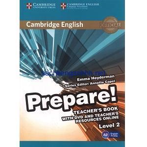 Prepare! 2 Teacher's Book pdf ebook download