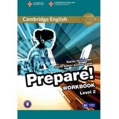 Prepare! 2 Workbook pdf ebook download
