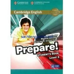 Prepare! 3 Student's Book