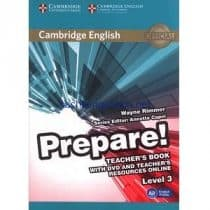 Prepare! 3 Teacher's Book